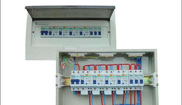 合肥家用配电箱安装要点和方法,配电箱接线图分析