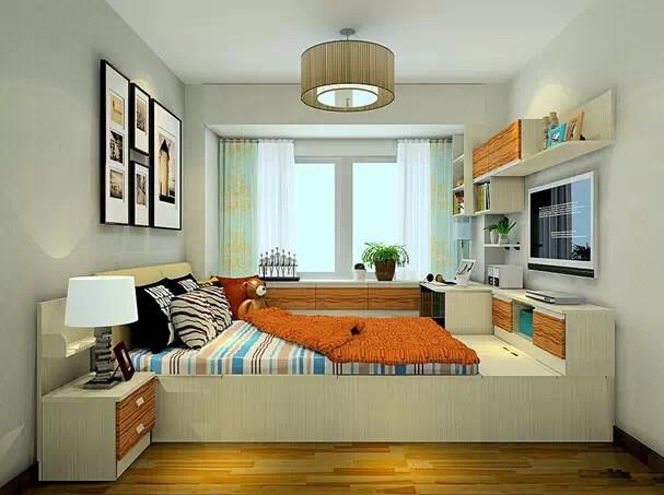 合肥夏季天干物燥 卧室清凉装修帮你忙!
