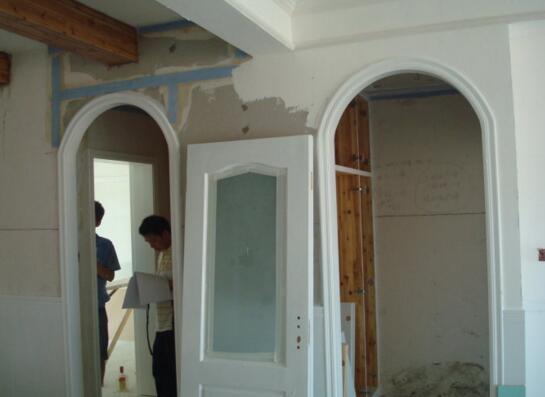 合肥装修公司标准门洞尺寸大小,室内门洞尺寸标准