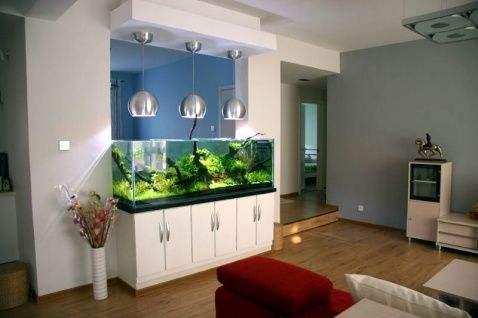客厅装修如何摆放鱼缸 客厅摆放鱼缸有什么好处