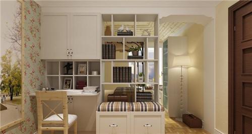 书柜隔断如何设计 书柜隔断有什么优势