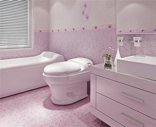 洗手间瓷砖什么颜色好 四种颜色让洗手间美感十足