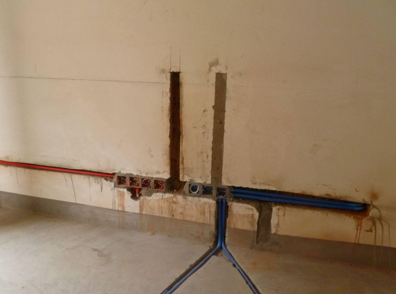 水电施工标准 水电要怎么施工才符合规范