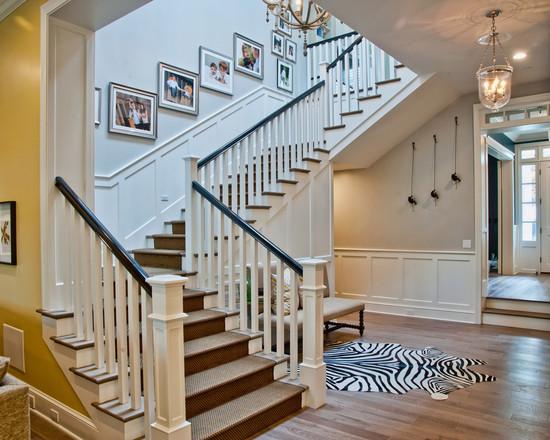 装修设计楼梯的五大技巧 小户型楼梯怎样装修才好看