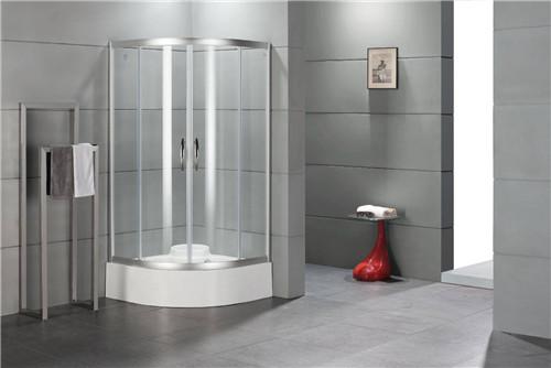 淋浴隔断尺寸 淋浴房尺寸测量方式