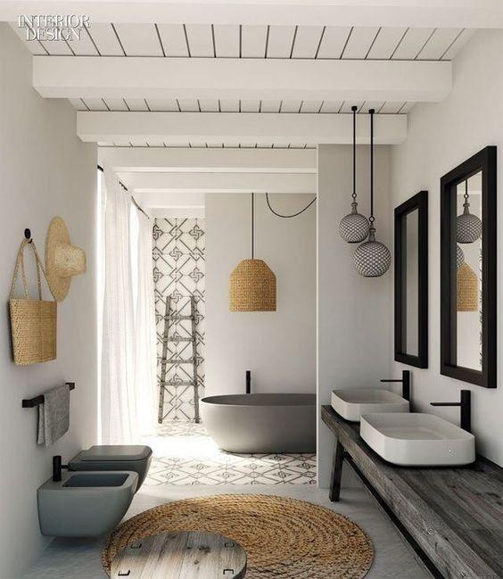 小卫生间如何装出豪宅大气感