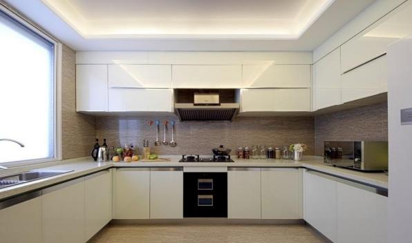 现代化厨房装修  用品质装饰出最精致的美好生活