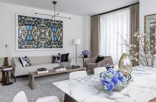 家装设计搭配中的四个平衡法则,记住准没错!